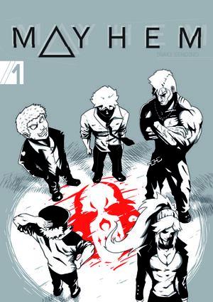 MAYHEM #01