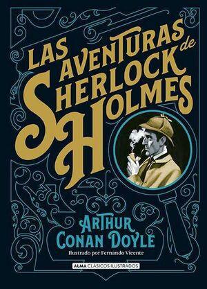 LAS AVENTURAS DE SHERLOCK HOLMES (CLASICOS)