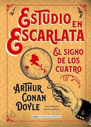 ESTUDIO EN ESCARLATA: EL SIGNO DE LOS CUATRO