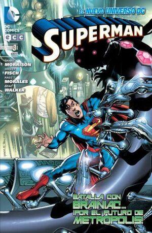 SUPERMAN MENSUAL VOL.3 #003