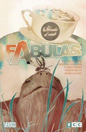 FABULAS #17. HEREDAR EL VIENTO