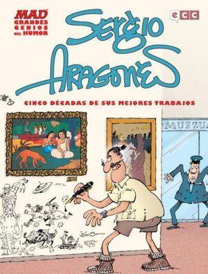 GRANDES GENIOS DEL HUMOR - SERGIO ARAGONES