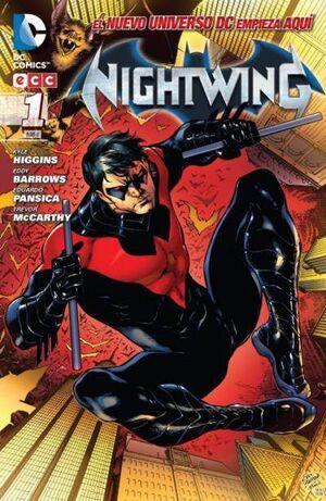 NIGHTWING #01
