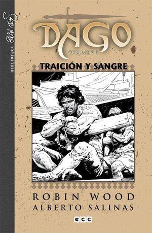 DAGO #01. TRAICION Y SANGRE