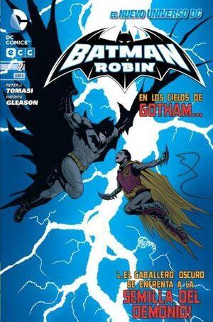 BATMAN Y ROBIN #02