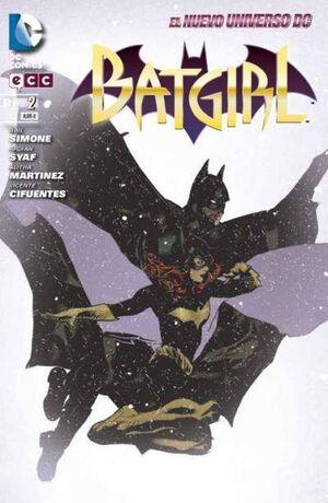 BATGIRL #02