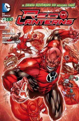 RED LANTERNS #01