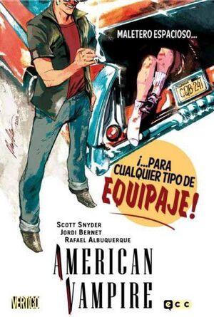 AMERICAN VAMPIRE #04 (CARTONE)