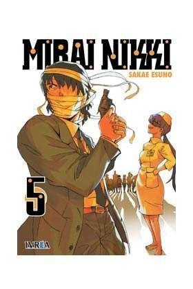 MIRAI NIKKI #05