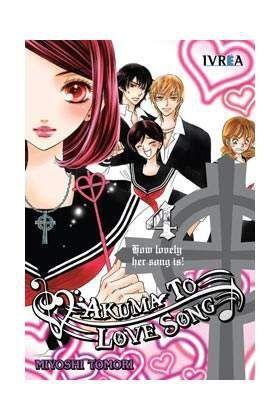 AKUMA TO LOVE SONG #04