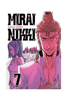 MIRAI NIKKI #07