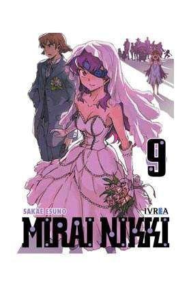 MIRAI NIKKI #09