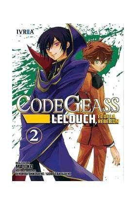 CODE GEASS: LELOUCH, EL DE LA REBELION #02