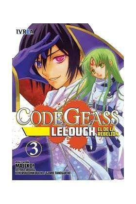 CODE GEASS: LELOUCH, EL DE LA REBELION #03