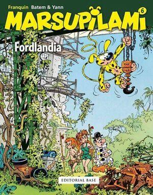 MARSUPILAMI #06 FORDLANDIA