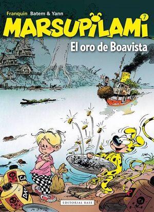 MARSUPILAMI #07 EL ORO DE BOAVISTA