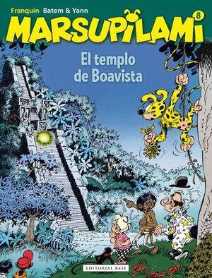 MARSUPILAMI #08 EL TEMPLO DE BOAVISTA