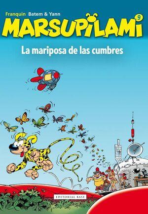 MARSUPILAMI #09 LA MARIPOSA DE LAS CUMBRES