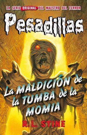 PESADILLAS 04: LA MALDICION DE LA TUMBA DE LA MOMIA