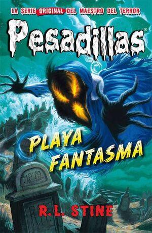 PESADILLAS 08: PLAYA FANTASMA