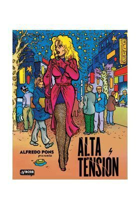 ALTA TENSION (COMIC)