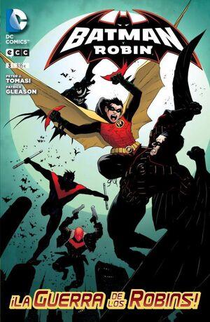 BATMAN Y ROBIN #03