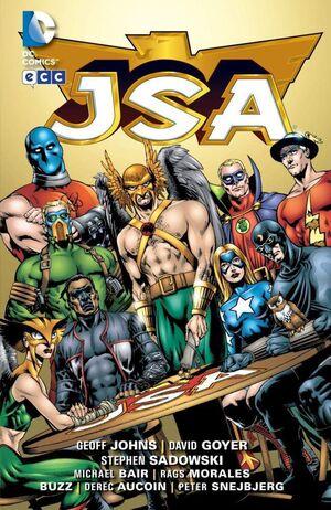 JSA DE JOHNS #03