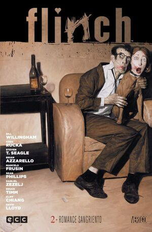 FLINCH #02. ROMANCE SANGRIENTO