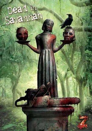 Z-CORPS JDR: DEAD IN SAVANNAH