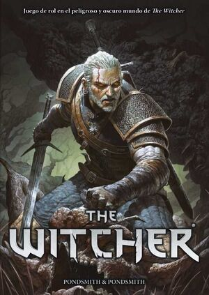 THE WITCHER JDR LIBRO BASICO