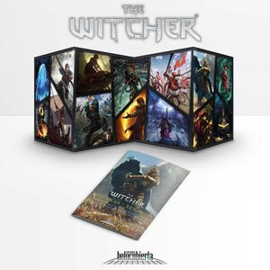 THE WITCHER JDR PANTALLA