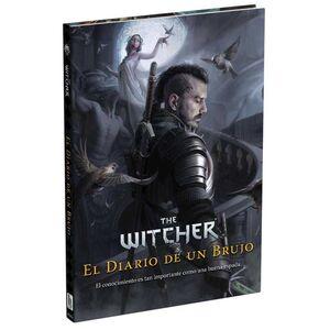 THE WITCHER JDR DIARIO DE UN BRUJO