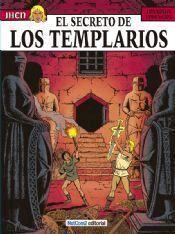 JHEN #08. EL SECRETO DE LOS TEMPLARIOS