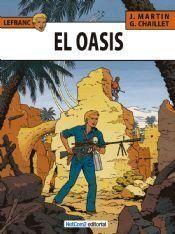 LEFRANC #07. EL OASIS