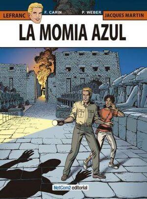 LEFRANC #18. LA MOMIA AZUL