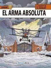 LEFRANC #08. EL ARMA ABSOLUTA