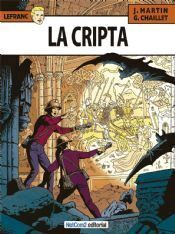LEFRANC #09. LA CRIPTA