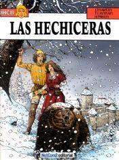 JHEN #10. LAS HECHICERAS