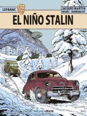 LEFRANC #24. EL NIÑO STALIN