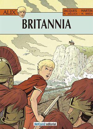 ALIX #33. BRITANNIA