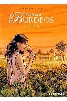 VIÑAS DE BURDEOS #01. LA HEREDAD