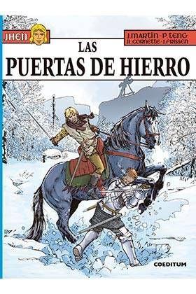 JHEN #15. LAS PUERTAS DE HIERRO