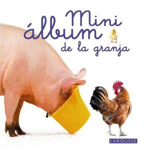 MINI ALBUM DE LA GRANJA