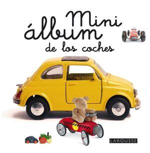 MINI ALBUM DE LOS COCHES