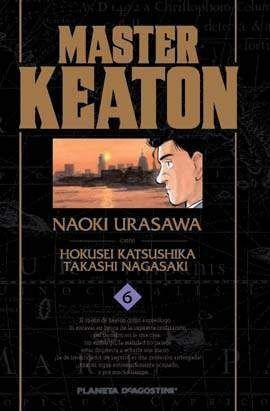 MASTER KEATON #06