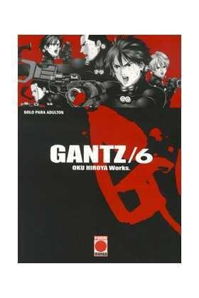 GANTZ 06 (PANINI)