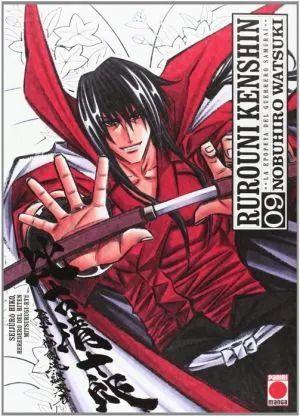 RUROUNI KENSHIN INTEGRAL #09 (PANINI)