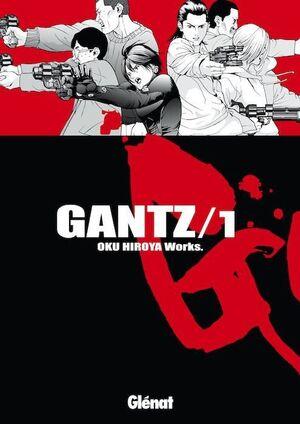 GANTZ 01 (PANINI)