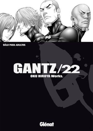 GANTZ 22 (PANINI)