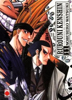 RUROUNI KENSHIN INTEGRAL #11 (PANINI)
